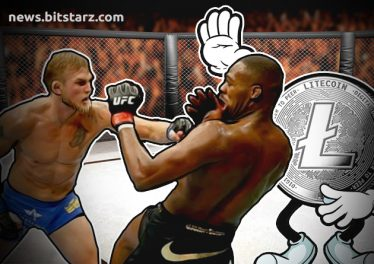 Litecoin-is-the-Official-Cryptocurrency-Partner-of-UFC-232