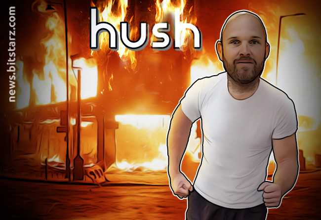 Hush-CEO-Éric-Charpentier-Vanishes-After-ICO-Fails-Miserably