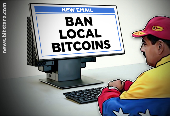 Maduro-Aims-to-Drive-Petro-Use-by-Blocking-LocalBitcoins