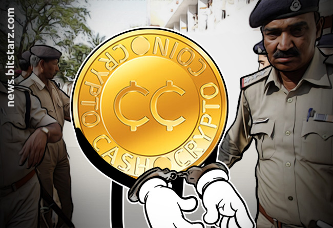 $14-Million-Cashcoin-Scammers-Arrested-by-Indian-Police