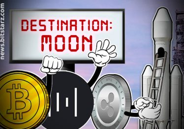 BTC-Staying-Green,-MTL-Heading-to-the-Moon-and-XRP-Chasing-$0-90