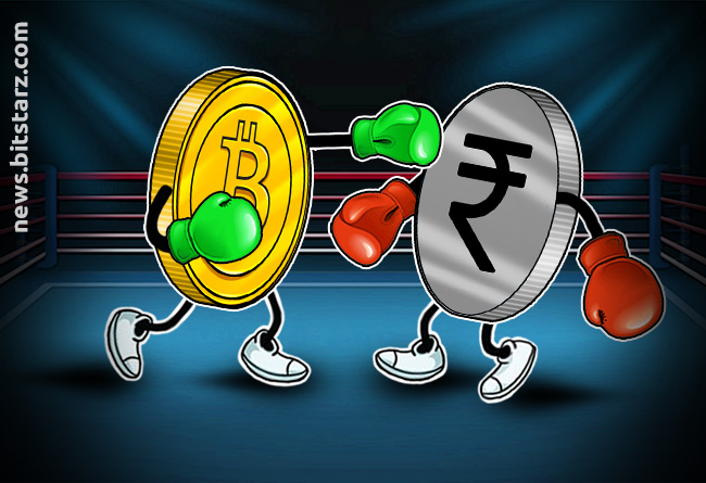 Indian-Government-Concerned-About-Cryptocurrency-Impact-on-Rupee