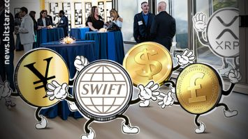 XRP-Rises-by-Double-Digits-on-the-Back-of-SWIFT-Deal