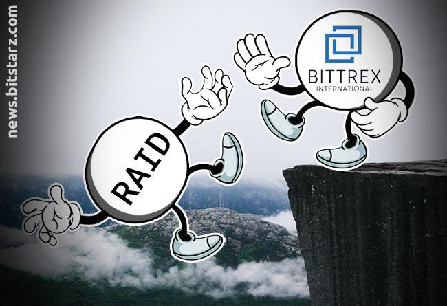 Bittrex Pulls XRD Token Sale Citing