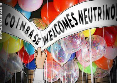 "Coinbase-""Transitions-Out""-Neutrino-Individuals-After-Backlash"
