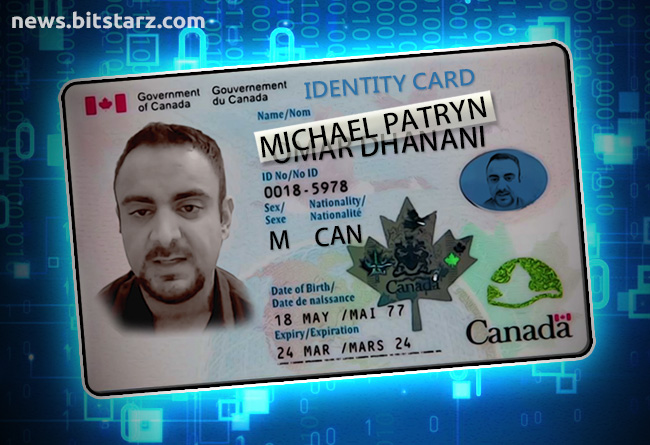 Is-QuadrigaCX-Co-founder-Michael-Patryn-Really-Omar-Dhanani