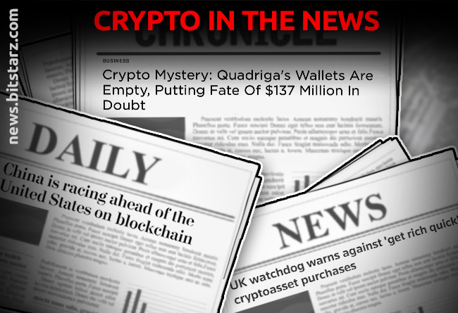 QuadrigaCX-and-China-Grab-Headlines
