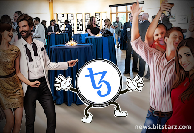 Tezos-Community-Goes-Wild-for-Latest-Developments