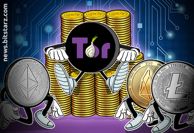 Tor-Browser-Updates-Donation-System,-Accepts-More-Cryptos