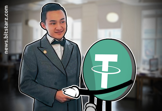 Tron-Partners-with-Tether-to-Bring-Stablecoins-to-the-Network