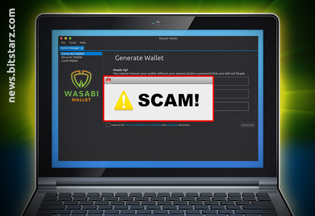 Wasabi-Wallet-Issues-Warning-Over-Clone-Malware-Website