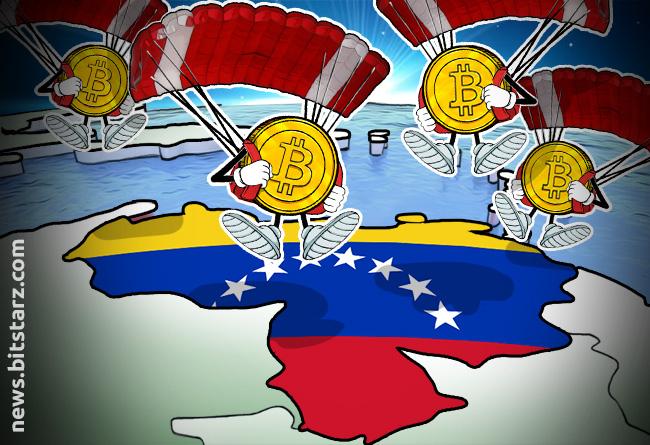 Airdrop-Venezuela-to-Donate-$1-Million-in-Crypto-to-Venezuelans