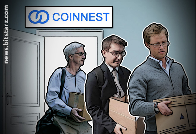 Coinnest-Shuts-its-Doors-After-CEO-Jailed-for-Embezzling-Funds