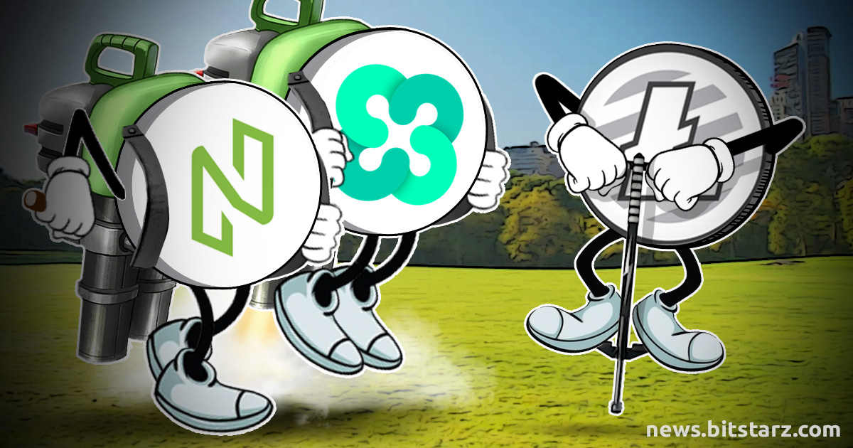 Litecoin Heading to $100, Nuls and <bold>Ethos</bold> Preparing for Moon