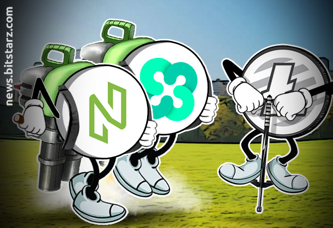Litecoin-Heading-to-$100-Nuls-&-Ethos-Preparing-for-Moon