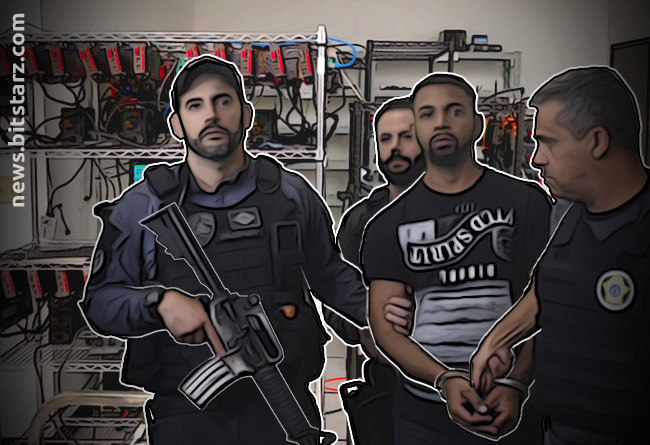 Brazilian-Police-Arrest-Bitcoin-Miner-Allegedly-Laundering-Money