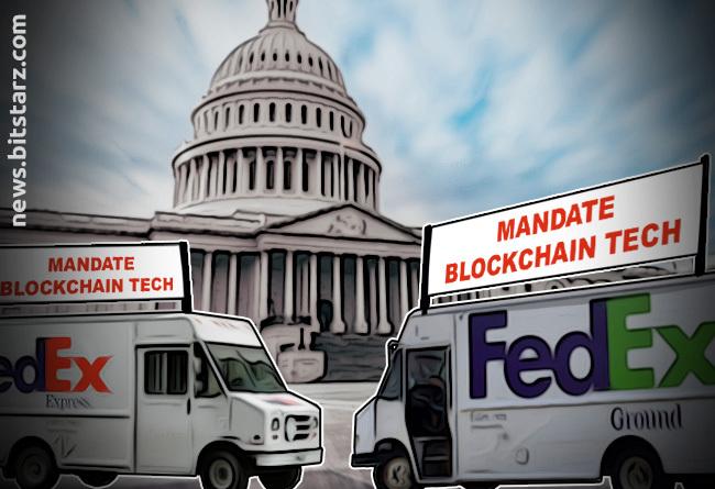 FedEx-Demands-Blockchain-Standards-for-International-Shipping