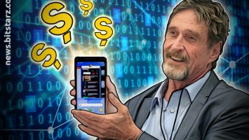John-McAfee-Launches-App-That-Lets-You-Win-Bitcoin