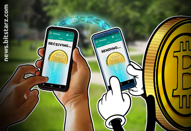 Make Bitcoin Payments in WhatsApp and Messenger with Lite im