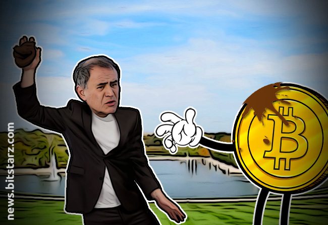 Nouriel-Roubini-Claims-Bitcoin-is-a-Shitcoin