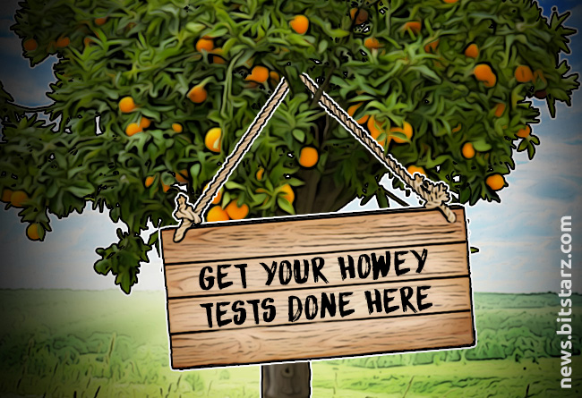 howey test for securities