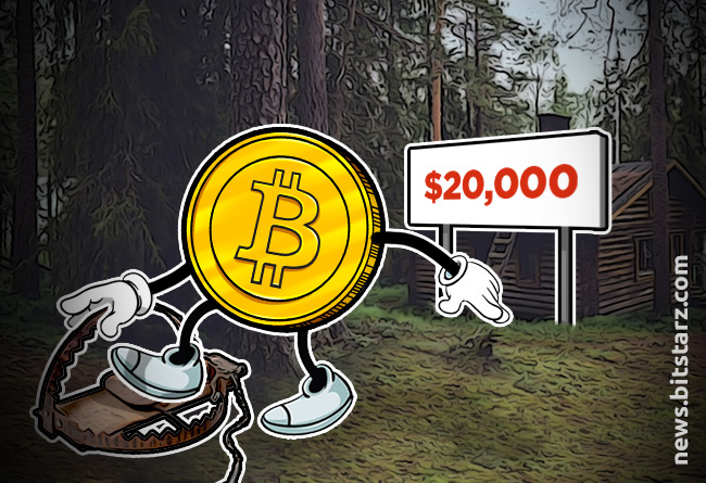 Bitcoin-Sets-Sights-on-$20,000-After-Bounce
