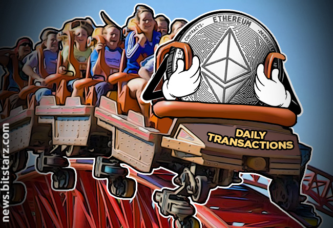 Ethereum's-Daily-Transactions-Hit-13-Month-Highs