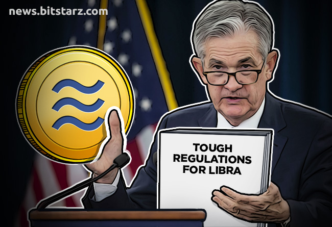 Fed-Chair-Says-Libra-Regulation-Will-Be-Very-Tough