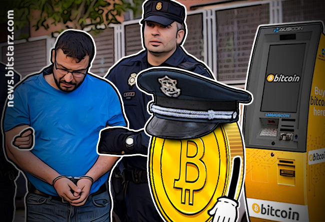 Spanish-Police-Take-Down-Bitcoin-ATM-Money-Laundering-Operation