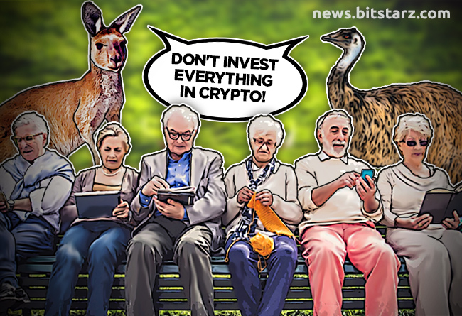 Australian-Tax-Authority-Warns-Retirees-About-Crypto-Investments