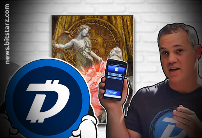 Bitcoin-Angel-Winner-Turns-It-into-a-DigiAsset-on-the-DGB-Chain