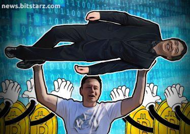 Elon-Musk-Backs-Pro-Bitcoin-Candidate-Andrew-Yang-for-POTUS-2020