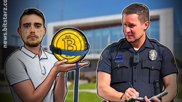 Grant-West-handing-police-his-pet-Bitcoin-while-crying