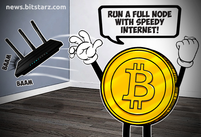 bitcoin without internet