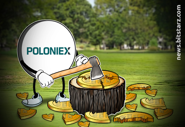 Poloniex-Axes-23-Altcoins-Citing-Low-Trade-Volume
