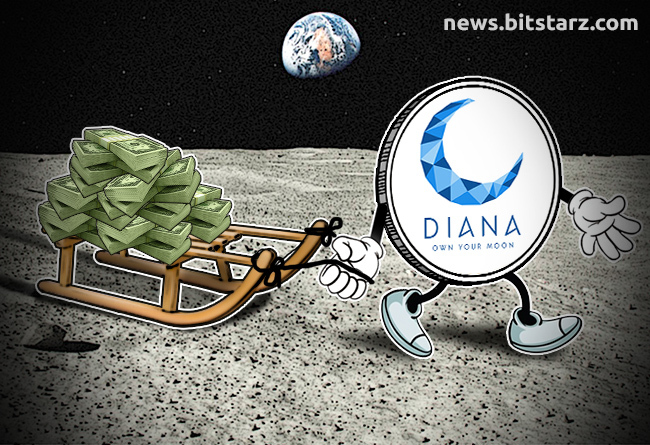 The-Diana-Blockchain-Project-is-Trying-to-Tokenize-the-Moon
