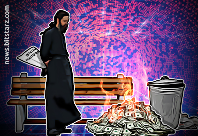 Bitcoin-Believer-Blames-_Dollar-Shortage_-For-Price-Crash