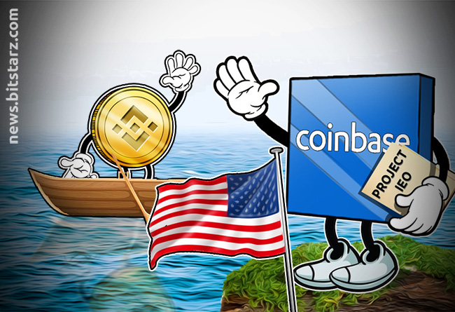 Coinbase-Considers-IEO-Platform-as-Binance-Loses-US-Users