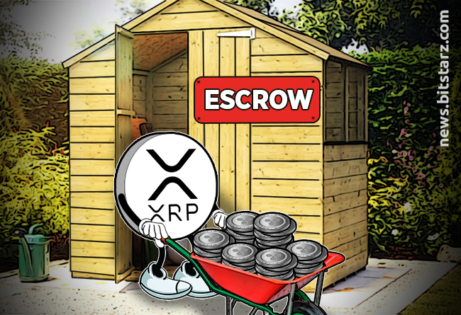 Ripple-Unlocks-1-Billion-XRP-From-Escrow,-Promises-to-Sell-Less