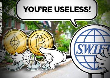 SWIFT-Takes-a-Potshot-at-Cryptos,-Calling-Them-Useless