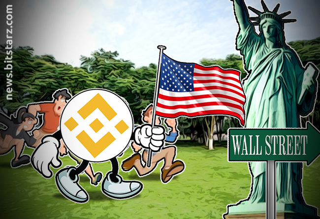 Binance America now has more than $10 million per day in volume