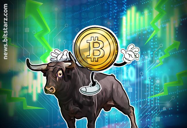 Bitcoin-riding-a-bull
