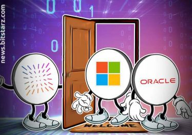 Blockchain-Enterprise-Firm-Partners-With-Microsoft,-Oracle,-And-More