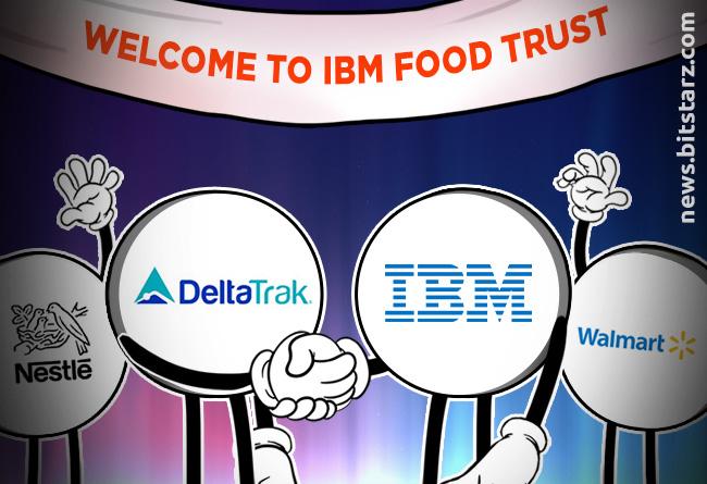 DeltaTrak-Joins-IBM-Food-Trust-Blockchain-Project