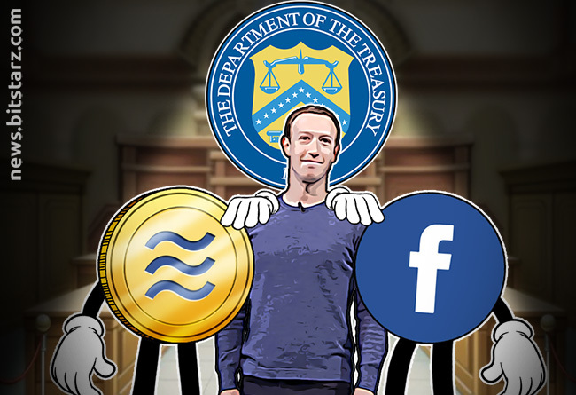 US Treasury Joins Facebook Libra Monitoring