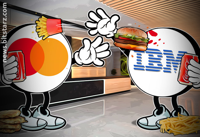Mastercard-Takes-on-IBM-In-Blockchain's-Food-Fight