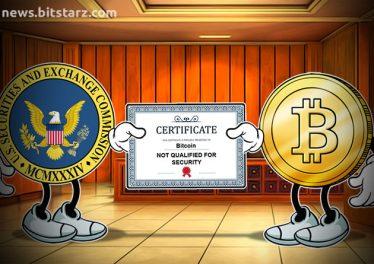 SEC-Bitcoin-Isn't-a-Security