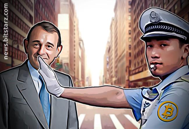 Don't talk mess on blockchain in China, as social media cracks down on anti-blockchain rhetoric