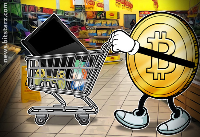 shop using cryptocurrency