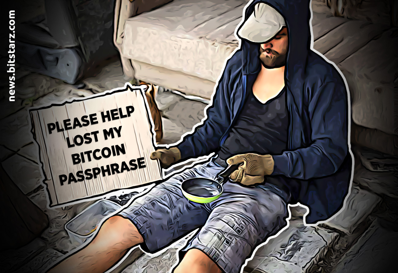 ₿1,800-Thought-Lost-After-User-Forgets-Passphrase